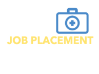 An infographic showing 100 percent job placement for graduates of the Oxley College of Health Sciences